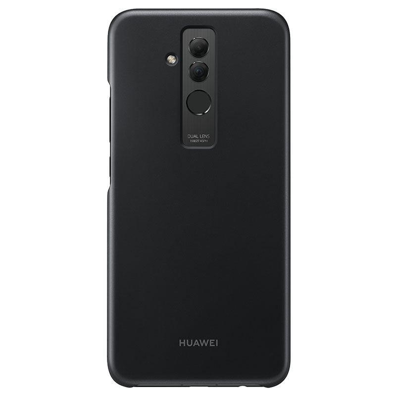 nuovo di zecca 5e270 011a6 Huawei Magic Case Mat Cover for Huawei Mate 20 Lite black (51992651)