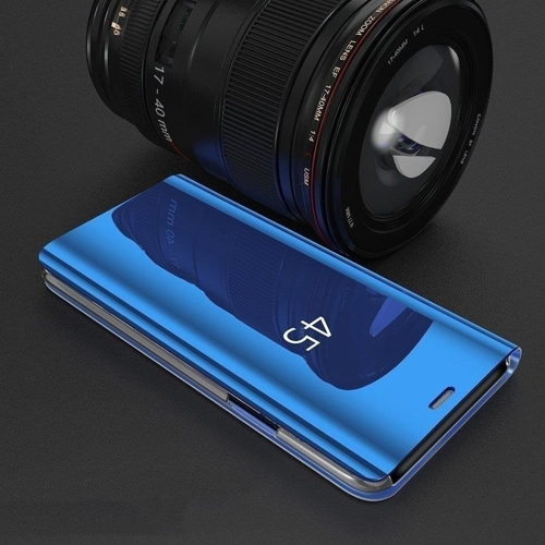 Clear View Case cover for Huawei Y5 2019 / Honor 8S blue