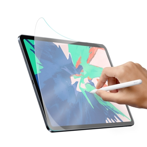 Baseus matowa folia jak papier Paper-like do rysowania na tablecie iPad Pro 11'' (SGAPIPD-BZK02)